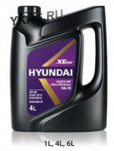 Масло Hyundai  XTeer Gasoline Ultra Efficiency  5W20  1lt   API SN  GF-5 SYNTHETIC
