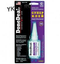 DD 6643 Суперклей индустриальный. Высокопрочный, устойчивый к агресивным средам и перепадам температ