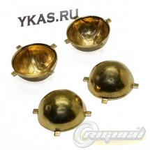 RG Вкладыш шкворня УАЗ-3160,315195 Хантер,3163 Patriot (бронза, 4 уса) 4 шт.