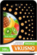 "Осв.воздуха под сиденье  ""Freshco VKUSNO"" Tutti Frutti"