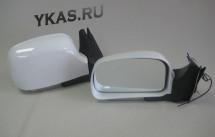 Зеркало боковое  3Б-3291-07/LADA 04,05,07/LED White/ Белое с повторит. поворота