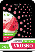 """Осв.воздуха под сиденье  """"Freshco VKUSNO"""" Watermelon (арбуз)"""