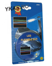Подсветка маш. LED J-3636G (LED-15/300мм*10мм)/резина