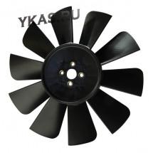RG Крыльчатка вентилятора Г-3302,3221,2217,2705,2752 (10 лопастей) Riginal