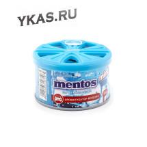 Осв.воздуха  MENTOS  консерва, гелевый, 85г. Мята