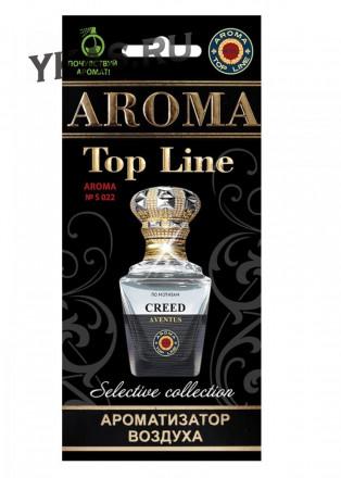 Осв.возд.  AROMA  Topline  Селективная серия s022   Creed Aventus