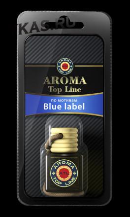 Осв.возд.  AROMA  Topline  Флакон Мужская линия  №11  Givenchy Blue Labael