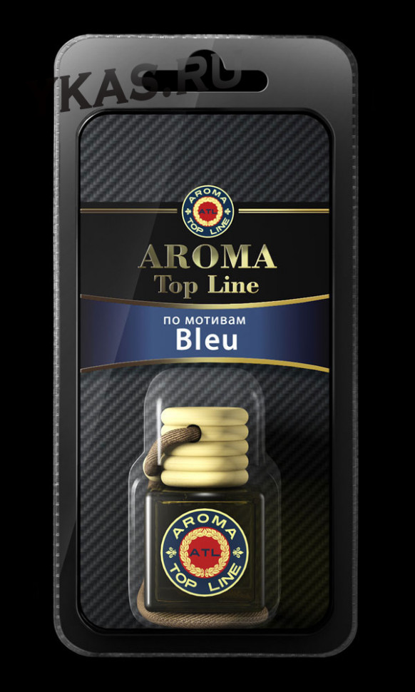 Осв.возд.  AROMA  Topline  Флакон Мужская линия  №17  Chanel Bleu de - Рив Гош