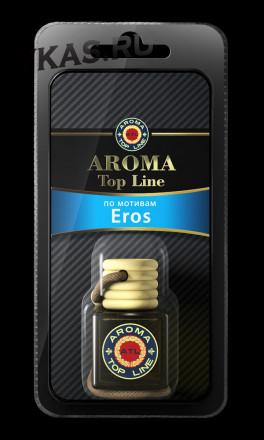 Осв.возд.  AROMA  Topline  Флакон Мужская линия  №19  Versace Eros