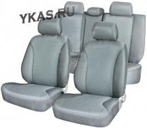 АВТОЧЕХЛЫ   Honda  CR-V с 2012г-  (жаккард)