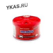 Осв.воздуха  MENTOS  консерва, органик, 85г. Корица