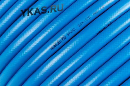 Шланг воздушный гибридный PVC Ø10х15мм, катушка 100 м_52383