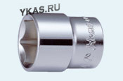 """Инструмент HANS. Торцевая головка 3/8""""DR 6-гр. 12 мм   (3400M12)"""
