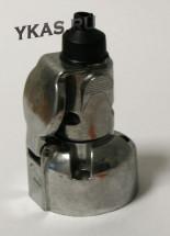 Разьём для прицепа розетка металл.12В 7-WAY алюминий (компл.:папа+мама)