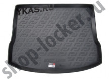 Коврик багажн.  Mazda 3 HB (13-)   (РЕЗИНА)
