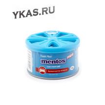 Осв.воздуха  MENTOS  консерва, органик, 85г. Мята