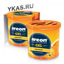 Осв.возд. Areon GEL  Orange (апельсин)