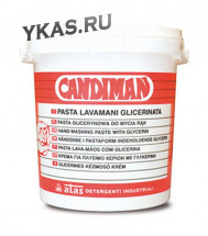 ATAS   CANDIMAN  1KG. Паста для мытья и очистки рук с глицерином