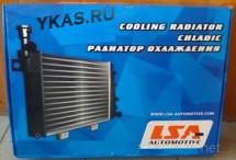 LSA Радиатор LACETTI 1.6, 1.8 мех