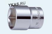 """Инструмент HANS. Торцевая головка 3/8""""DR 6-гр. 19 мм   (3400M19)"""