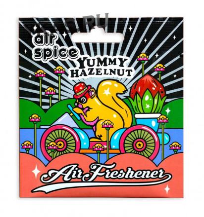 Осв.возд.   AIR SPICE Funky  Yummy Hazelnut