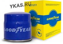 GY Фильтр масляный Goodyear GY1101  (GAZ, UAZ)