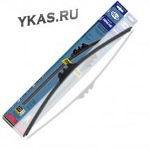 """Дворники ALCA SUPER FLAT  24""""-600mm"""