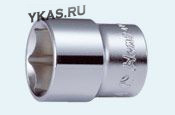 """Инструмент HANS. Торцевая головка 3/8""""DR 6-гр. 22 мм   (3400M22)"""