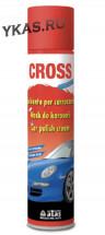 ATAS   CROSS  400ML-спрей. Полироль кузова защитная (выдерж. до 10 моек)