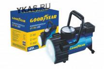 Компрессор GOODYEAR  GY 30  LED  7Атм /156Вт/30л/ прикур/сумка/съёмная ручка
