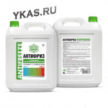 AGAT   Антифриз  А40-М -40°C  зелёный  10кг