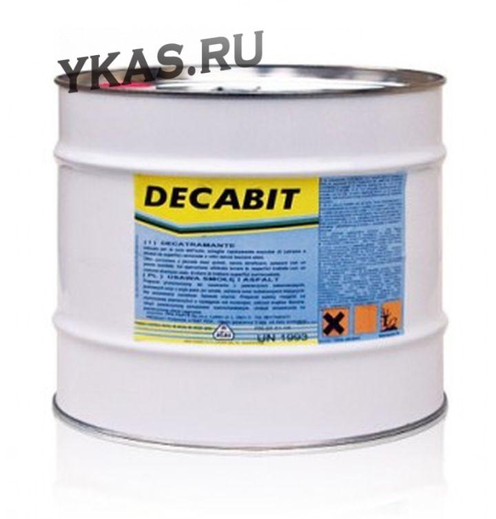 ATAS   DECABIT  8KG. Очиститель от битума , гудрона, скотча