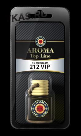 Осв.возд.  AROMA  Topline  Флакон Мужская линия  №39   Carolina Herrera 212VIP