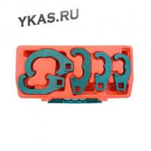 Набор ключей для регулировки рулевых тяг, кейс, 5 предметов _39431