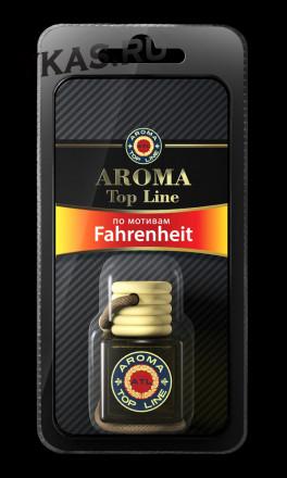 Осв.возд.  AROMA  Topline  Флакон Мужская линия  №43  Dior Fahrenheit