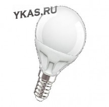 Светодиод бытовой 28х35SMD, кол-во диодов-10, цоколь Е 14, AC 220-240V. 5W