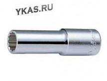 """Инструмент HANS. Торцевая головка глубокая 1/2"""" 12-гр. 09 мм"""