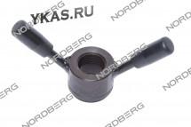 Гайка барашковая для 45TRK 42*3 мм _18889