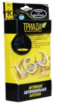 "Антенна активная ""Triada- 160 Gold Euro""  на спец. помехозащ. микросхеме, три реж. (город-трасса-кон"