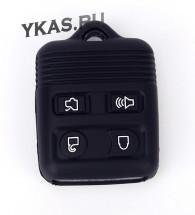 Чехол силиконовый для ключа зажигания  FORD (четыре кнопки)