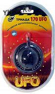 """Антенна активная """"Triada- 170 UFO"""" компак., два режима, круглое приемное полотно УКВ, FM, АМ, даль"""