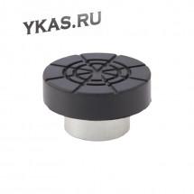 Опора для бутылочного домкрат (резиновая)  (D штока 32мм)