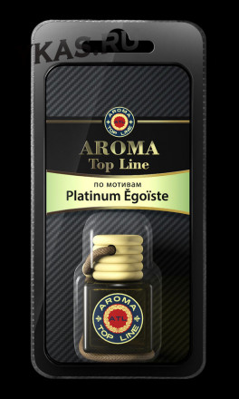 Осв.возд.  AROMA  Topline  Флакон Мужская линия  №5  Chanel Egoiste Platinum