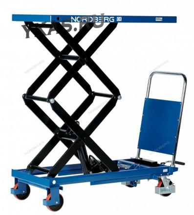 СТОЛ  подъемный гидравлический 680 кг_53871