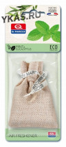Осв.воздуха DrMarcus в мешочке  Fresh Bag   Eco   Mint & Eucalyptus