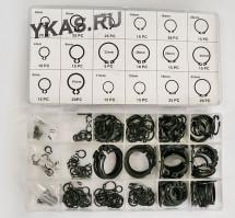 Набор стопорных колец (300 шт) (6004)