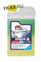 ATAS   DIMER   1 KG. Двухкомпонентная пена без фосфатов, концентрат (100-250 г) в пенокомплект (1л)