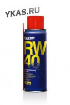 RW  Универсальная смазка  RW-40  200мл аэрозоль