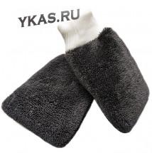 "Перчатка для сушки поверхности  ""Dry Monster"" Серый"