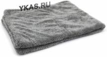 Салфетка для сушки поверхности  Dry Monster BIG  двухстороняя (50x80cm) Серый